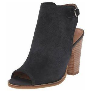 🖤SALE: price drop🖤Lucky Brand peep toe heels